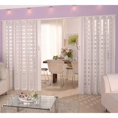 Homestyle Metro White with Frosted Squares Insert Folding Door With with Frosted Squares insert), Size Style At Home, Accordian Door, Modern Door, Bedroom Doors, Folding Doors, Interior Barn Doors, Interior Paint, Barn Door Hardware, Decoration