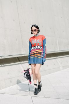 20 Inspiring Street Style Looks from Seoul Fashion Week