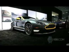 2015 Aston Martin Vantage GT - 2014 New York Auto Show