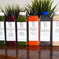 Real Raw Live superfood juice bar and Internet cafe in Redlands, CA specializes in cold-pressed juices. Click to read more on PE.com.