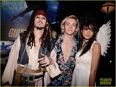 Ross Lynch & Courtney Eaton Are Romeo & Juliet at JJ's Halloween Party!: Photo #887424. Ross Lynch and his girlfriend, actress Courtney Eaton, are a super hot couple on the red carpet at the 2015 Just Jared Halloween Party held at No Vacancy on Saturday…