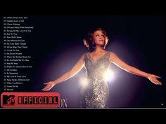 Whitney Houston Greatest Hits - Best Songs Of Whitney Houston - YouTube