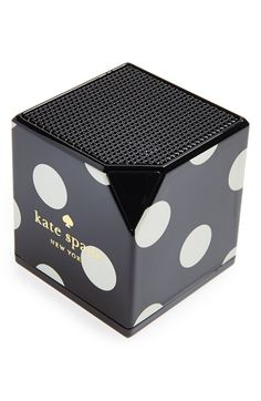 Kate Spade Bluetooth Speaker | Perfect for beach days!