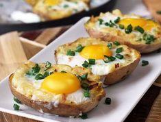 Her Halini Ayıla Bayıla Yediğimiz Patates ile Yapılabilecek 13 Yeni Kahvaltılık Öneri - onedio.com