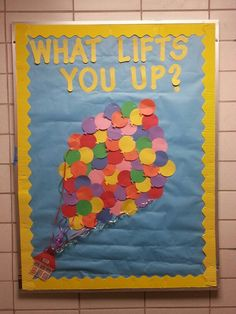 My RA makes the best bulletin boards.