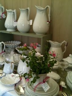 Holly Lane Antiques -  ~~~~They always have the best of the best.  I want to attend one of their markets.~~~~