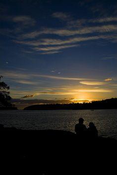 Sun rise. :]