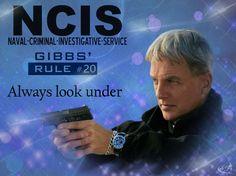 Gibbs' Rule #20                                                       …