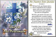 oracion para el muerto   ORACIÓN POR LOS DIFUNTOS
