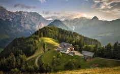 Logarska valley Photo by ales umek -- National Geographic