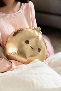 Limited Edition: Lil B Dumpling Gold Plush Food Pillows, Cute Pillows, Girly Things, Cool Things To Buy, Girly Stuff, Fun Things, Cool School Supplies, Bff Drawings, Kawaii Room