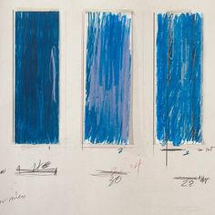 "art-Walk — Cy Twombly ""Treatise on the veil"", 1970"