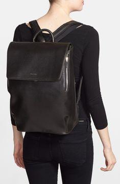 53fabe858b5a0 matt nat fabi vegan leather laptop backpack Laptoptasche Damen