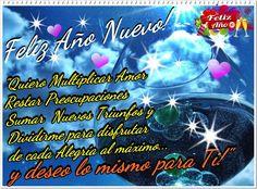 Selección de imágenes con frases para desear FELIZ AÑO NUEVO a tus seres queridos. Fin de Año 2017 / Año Nuevo 2018