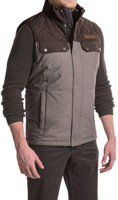Columbia Ridgestone Vest - Insulated (For Men)  vestsmen  MensFashionVest  Busos Hombre 874129dba4d