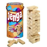 Why use flashcards or worksheets to practice basic facts when you can use a game instead? You can use these free fact strips to make Jenga into a game students will love to play again and again.