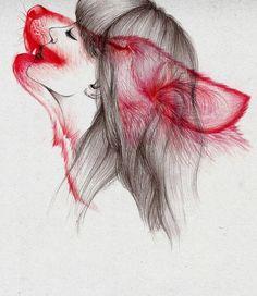"""""""A verdadeira natureza de alguém, é refletida em seus olhos."""""""