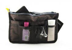 Periea Purse Organizer Insert Handbag Organizer - Chelsy - 28 Colors Available - Small, Medium or Large Handbag Organization, Diaper Bag, Purses, Stuff To Buy, Bags, Cots, Handbags, Handbags, Diaper Bags