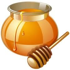 Honey Face Mask Honey is full of advantageous vitamins and recovering properties. Free Clipart Images, Art Clipart, Apple Images, Food Clips, Honey Face Mask, Best Honey, Gumball Machine, Food Drawing, School