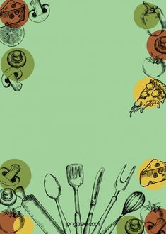 Creative Food Poster Design - Just Food Graphic Design, Food Poster Design, Food Design, Flyer Poster, Frame Floral, Restaurant Poster, Simple Poster, Barbecue, Creative Food