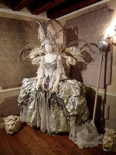 Baroque 18th century rococo fashion Venice Carnival Il Ballo del Doge