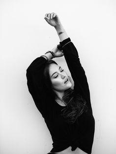 Love the black and white tonality. Mood - sense of freedom.