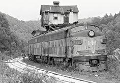 Western Allegheny Railroad 1975 - an album on Flickr