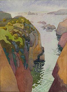 Narrow Inlet by carolyn lord  ~  x