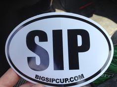 SIP sticker