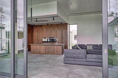Kitchen Anova in interior, designed by ArtPartner on Behance