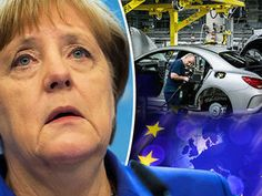 ANGELA Merkel will have to agree to a free trade deal with an independent United Kingdom because 750,000 jobs rely on cross-Channel exports, a senior economics analyst has warned today.