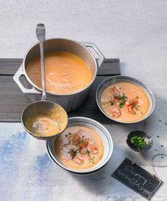 Asiatische Curry-Kartoffelsuppe