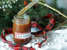 Smooth and cooking Home Canning, Weight Loss Smoothies, Hot Sauce Bottles, Granola, Food To Make, Christmas Gifts, Presents, Favorite Recipes, Homemade