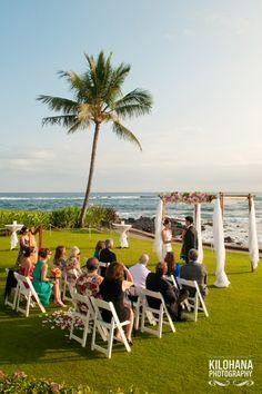 Wedding At The Beach House Restaurant Poipu Kauai