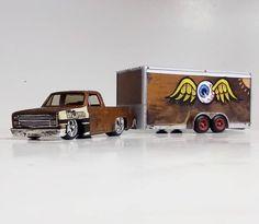 Custom Hot Wheels, Hot Wheels Cars, Custom Cars, Boy Toys, Toys For Boys, Model Cars Building, Hobby Cars, Truck Scales, Junk Yard