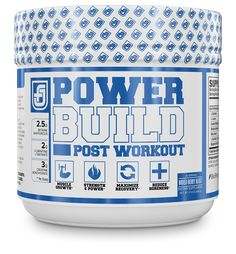 POWERBUILD ClinicallyDosed Post Workout Recovery