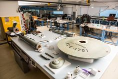 The Starship Enterprise Is Coming in for a New Landing at the Smithsonian | At the Smithsonian | Smithsonian
