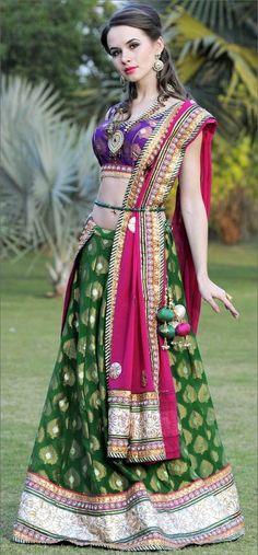 Online Shopping for Indian Dresses & Latest Bridal Wear - Lehenga Choli, Wedding Sarees, Salwar kameez, Sherwani, Ethnic & Modern Outfits and More. Indian Bridal Outfits, Indian Bridal Fashion, Indian Bridal Wear, Indian Dresses, Indian Wear, Bridal Dresses, Indian Clothes, Wedding Lehnga, Bridal Lehenga