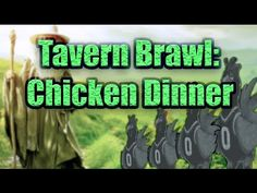 HearthStone [Tavern Brawl] Taunt Your Way To Victory - YouTube