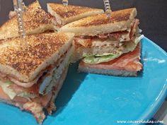 Caceroladas: Sandwich club