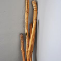 Rustic Hand Carved Walking Sticks | Eco Friendly Walking Stick | Natural Walking Sticks