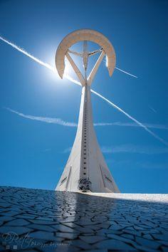 Torre Calatrava in Barcelona