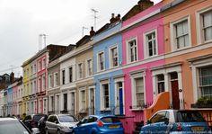 * Cotton Candy Stories - Reiseblog und Lifestyle Blog   Reiseberichte, Stadtführer und Roadtrips: Sehenswürdigkeiten in London: Notting Hill...