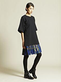 #YangLi, #Sacai, #AnnDemeulemeester, #Givenchy