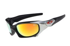 adec5e0ad9 Oakley Pit Boss Sunglasses Black Silver Frame Lightyellow Lens is the most  fashionable for you
