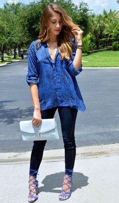 Ananda Saba   Super Fashionable: The Look - Blue Fever