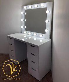 Bedroom Decor, Vanity, Victoria, Mirror, Furniture, Home Decor, Dressing Tables, Dressers, Quartos