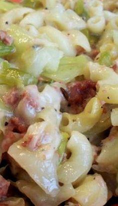 Corned Beef 'n Cabbage Casserole