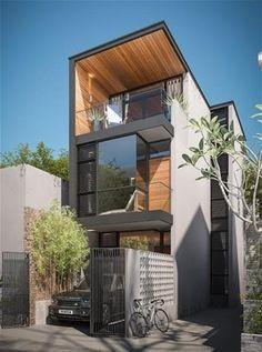 Thiết kế nhà đẹp Phạm Sỹ Thành (Thiết kế trọn gói)