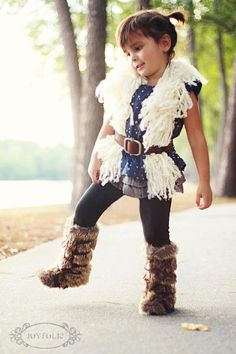 I don't have a little girl, but if I did, she would definitely have these!